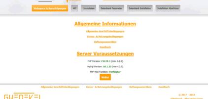 GWeDevel Application Monitor Webserver Installer