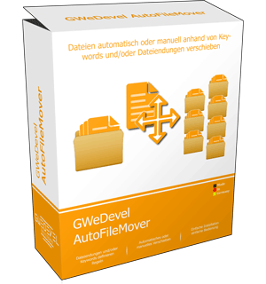 GWeDevel AutoFileMover