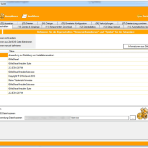 GWeDevel Installer Suite – Step 9