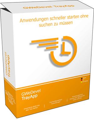 GWeDevel TrayApp