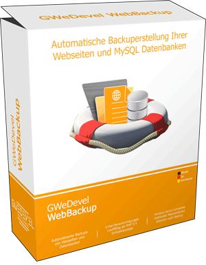 GWeDevel WebBackup