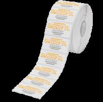 Printmedien Etiketten