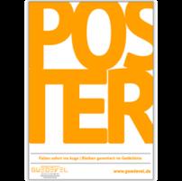 Printmedien Poster