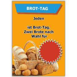 Plakat SchlemmerBack Brot-Tag